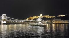 Budapest @ Night (Cruise Dog) Tags: rivercruise cruise danube donau
