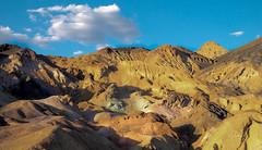 Artist's Palette (Gentilcore) Tags: artistspalette badlands california deathvalleynationalpark lanscape mojavedesert nationalparkservice titanium