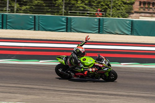 """WSBK Imola 2018 • <a style=""""font-size:0.8em;"""" href=""""http://www.flickr.com/photos/144994865@N06/41465613995/"""" target=""""_blank"""">View on Flickr</a>"""