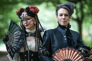 Viktorianisches Picknick