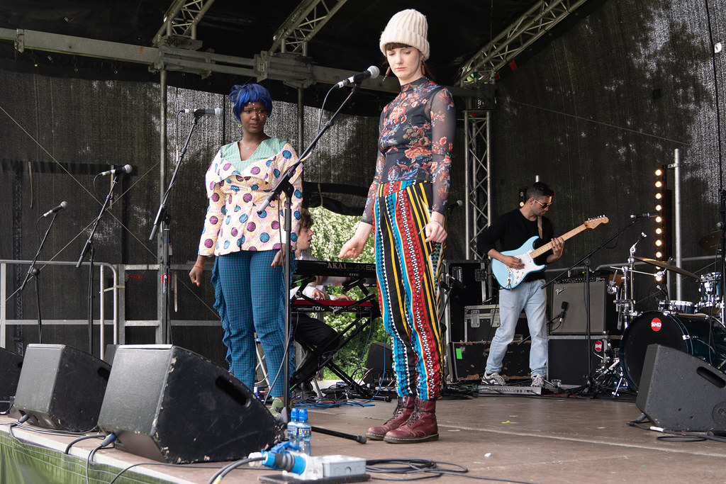 SHOOHRAH ALL THE WAY FROM CORK [PERFORMING AT AFRICA DAY 2018 IN DUBLIN]-140597