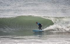 Marcelo Gajardo - Longboard Surfing (Silvio Rodrigo Mendez) Tags: surf longboard wave sea old men chile concon
