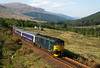 Bridge of Orchy classic. (stevenjcrozier) Tags: 73968 1y11 bridge orchy caledonian sleeper gbrf whl