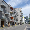 Ceresbyen Housing Aarhus (weyerdk) Tags: housing dwelling residential living home house roof facade roofterrace landscape ramp stair glazing courtyard window light tension suspension homes apartment flat balcony terrace cantilever design architecture building construction structure concrete steel brick modern moderism scandinavia denmark danmark aarhus århus contemporary glass cfmøllerarchitects