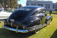 1948 Chevrolet FK Fleetline Aerosedan coupe (sv1ambo) Tags: 1948 chevrolet fk fleetline aerosedan coupe