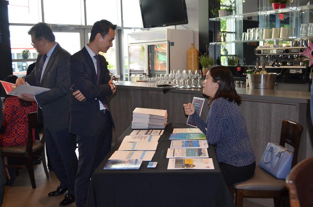 2018 Midday Mixer with Hong Kong Trade Development Council