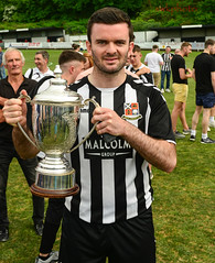 Beith v Girvan and title celebratons (swkphoto) Tags: beith champions girvan talbot cumnock goals excitemant black white mighty bellsdale cabes