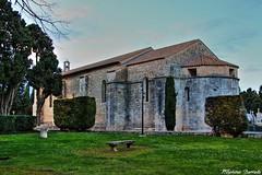 Notre Dame de Caderot - Berre-l'Étang (bobbelzebuth) Tags: chapelle églises berrel'étang monuments notredamedecaderotberrelétang