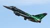 "Luftwaffe Eurofighter Typhoon 31+00 ""Ghost Tiger"" (Steve Schilling) Tags: natotiger tigermeet2018 tiger luftwaffe eurofighter typhoon 3100 ghosttiger taktlwg 74 neuburg donau ila berlin 2018"
