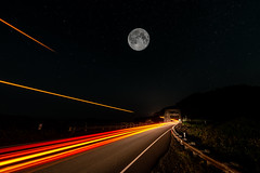 BCRCO662018-22 (Ranbo (Randy Baumhover)) Tags: oregon oregoncoast pacificocean hwy101 sunrise moon