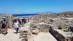 Delos (SergioBarbieri) Tags: archeologia isolecicladi tempio apollo artemide