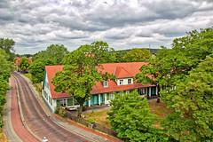 Premnitz (www.nbfotos.de) Tags: premnitz brandenburg haus house strasse street wolken clouds