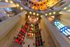 Nave and Light (fate atc) Tags: antonigaudi barcelona basilica catalonia catholic expiatori familia sagrada spain bones cathedral ceiling church columns dela helicoidal holyfamily hyperboloid lighting modernism nave roof