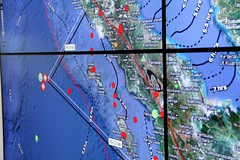 IMG_0156b (PDC Global) Tags: aha centre dmrs 2012 pdc weatherwall tv television screen screens management maps map mapping gis geospatial display wall monitor track model predict observe ahacenter ahacentre asean emergencyoperations bigscreen largemonitor technology solutions software indonesia jakarta associationofsoutheastasiannations