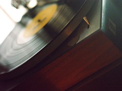 Musique (Pimenthe) Tags: grain music musique wood matter object objetcs abstract lo fi macro mediator era vinyl blur flou abstrait minimal