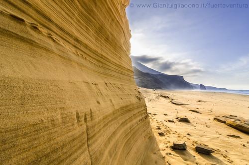 Paisajes del sur - Fuerteventura