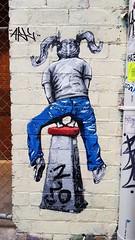 N20... (colourourcity) Tags: streetartaustralia streetartnow streetart graffiti melbourne colourourcity colorourcity awesome original melbournestreetart melbournegraffiti burncity n20