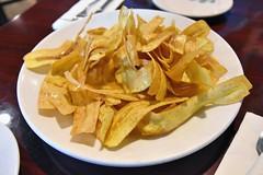 Plantain Chips (jpellgen (@1179_jp)) Tags: sigma 1770mm food foodporn travel nikon d7200 may june spring vacation orlando fla florida south southern usa america cuba cuban cubanfood havanas cafe