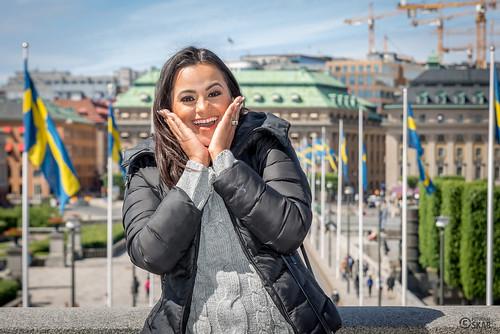 20180606 Sveriges National dag, Beridna högvakten mm - 06 juni 2018 - 06-2