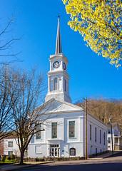 Aurora First Presbyterian Church (Eridony (Instagram: eridony_prime)) Tags: aurora dearborncounty indiana smalltown church placeofworship historic nrhp constructed1855 nationalregisterofhistoricplaces