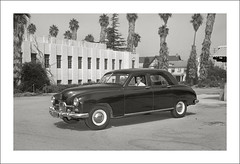 Vehicle Collection (0846) - Kaiser (Steve Given) Tags: familycar motorvehicle automobile kaiser 1940s