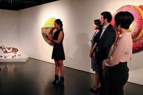 展覧会フェデリコ・ウリベExposición de Federico Uribe