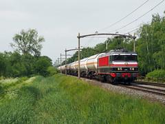 Captrain 1618 (jvr440) Tags: trein train spoorwegen railroad railways oisterwijk captrain 1618 1600