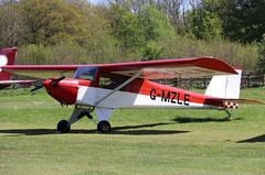 G-MZLE_01 (GH@BHD) Tags: gmzle murphy maverick murphymaverick murphymaverick430 microlight pophammicrolighttradefair2018 pophamairfield popham aircraft aviation