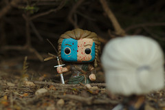 The last duel (albert.brch) Tags: geralt williamwallace william duel thelastduel funko funkopop geraltofrivia autumn toyphotography toy canon 50mm