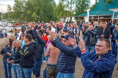 "Трибьют шоу ""Ѣi"" на фотографиях Олега Елкиса"