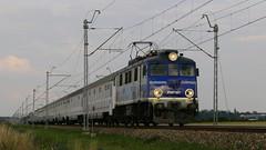EP07-537, Szymiszów, 15.06.2018 (Marcin Kapica ...) Tags: pkp ic kolej train bahn lokomotive locomotive railway railroad ep07