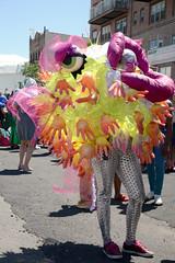 Mermaid Parade 2018 (Samicorn) Tags: nikon brooklyn mermaid costume parade summer june nyc newyorkcity boardwalk coneyisland sunny festival glitter shiny gothamist mermaidparade brokelyn fish timeout