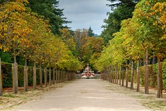 Real Sitio de San Ildefonso (Enrica F) Tags: sanildefonso segovia españa nikon garden
