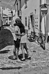 Love in the  Algarve (Clem Mason) Tags: fuji xt2 street candid algarve may 2018 ngc love couple portugal