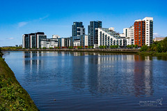 Glasgow 16 May 2018 00456.jpg (JamesPDeans.co.uk) Tags: forthemanwhohaseverything landscape gb printsforsale firthofclyde jamespdeansphotography flats strathclyde sea reflection unitedkingdom shore coast scotland britain river riverclyde wwwjamespdeanscouk digitaldownloadsforlicence architecture greatbritain landscapeforwalls europe uk glasgow