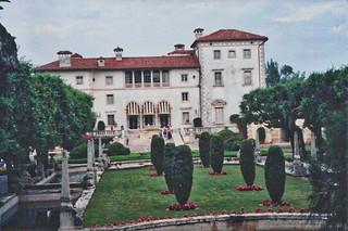 Vizcaya Museum and Gardens ~ Miami  Florida   - Gardens
