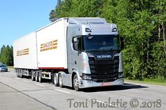 Lumela Oy RSS-590 (puolatie95) Tags: scania scaniavabis södertälje rseries sseries tuukkanen heinola mmk kuljetus kilpiä oy lappeenranta lumela hyätypaperi koukkuauto hakeauto ketjupurkuauto bjuna kouvola finland puolatie roadside truckpictures rekka rekkakuvat rekkakuvia trucks truck truckspotting trucking suomi