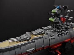 Space Battleship Yamato 008 (marchetti36) Tags: lego space battleship yamato star blazers
