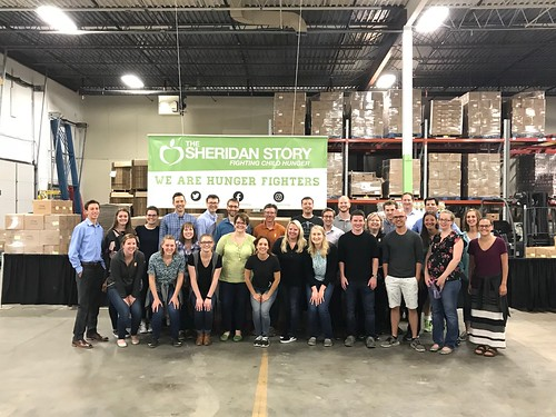 Boulay Packing Event 5/30/18
