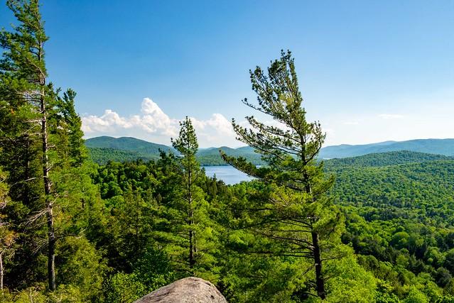 Adirondack Mountains - Watch Hill Trail - May 29, 2018