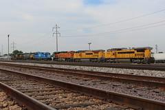 GECX 9406 (CC 8039) Tags: gecx bnsf cefx csx up c408w es44ac sd60 ac44cw trains mitchell illinois
