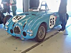 494 Gordini T 23S (1949) (robertknight16) Tags: simca france 1940s gordini t35s sportscar racecar motorsport racingcar silverstone vscc 4097bh75