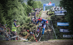 norco team 02 (phunkt.com™) Tags: fort william uni mtb mountain bike world cup 2018 dh downhill down hill race phunkt phunktcom keith valentine