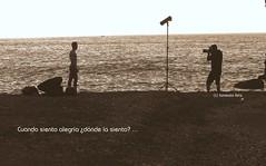 Peñón del Cuervo.El Palo Málaga. (lameato feliz) Tags: paisaje alegría elpalomálaga málaga