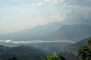 2 View towards the Torsa River