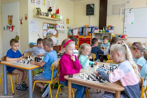 VI Szachowe Mistrzostwa Przedszkola Frajda-44
