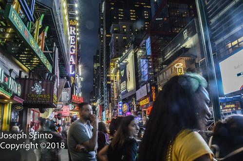 new york city teen nights