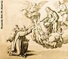1845 La Vergine Maria porge un pomo a S. Nilo inc. V. Ferreri a _1 (Roma ieri, Roma oggi: Raccolta Foto de Alvariis) Tags: 1845ritratto del domenichinoincisione di vincenzo ferreri romanoraccolta foto de alvariisincisione v ferreri1845 la vergine maria porge un pomo s nilo