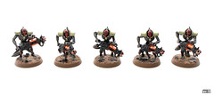 Necron Immortals: Done? (Will Vale) Tags: forgebane necrons 40k wh40k gamesworkshop scifi 28mm scalemodel