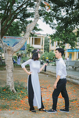 IMG_2926 (2L photography) Tags: 2l 2lfilms 2lfilm canon6d canon cinematicphoto kyyeu kỷyếu trường travinh travel streetlife shool hocsinh vietnam vietnamtravel vietnamgirls vietnamshool việt vintage vsco áobaba aobaba asiangirl asian aodai